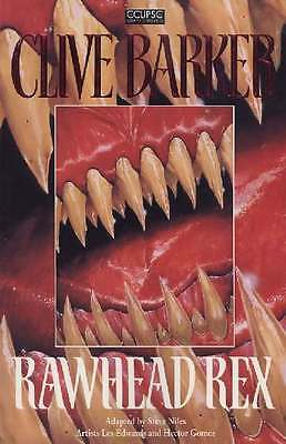 Clive Barker - Rawhead Rex Graphic Novel - 1st Edition (Eclipse)