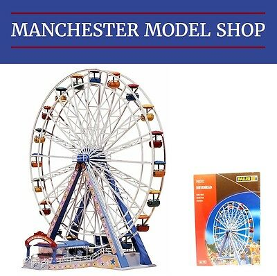 Faller 140312 HO 1:87 Fairground Ferris Wheel set NEW BOXED