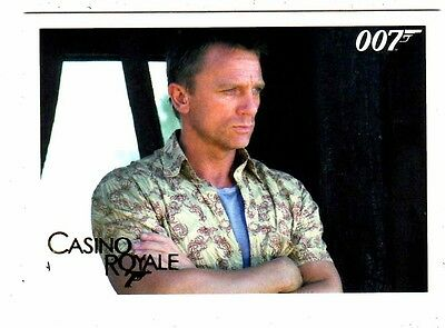 2014 James Bond Archives Casino Royal GOLD cards YOU PICK ONE