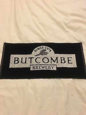 Beer Towels. Bar Towels. Bar Mats. Butcombe Brewery Bar Towel. Brand New