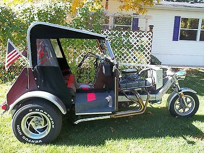 1997 Custom Built Motorcycles Other  1997 Ecstacy trike