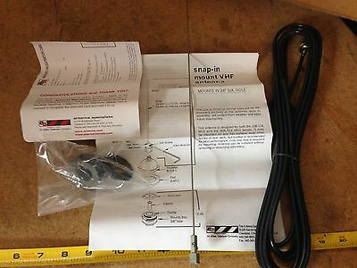 Nos High Quality Andrew Roof Top Mount Antenna 108-512 Mhz