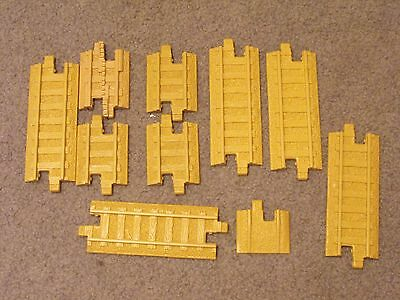 Fisher Price Geo Trax 10  Pieces Track  1