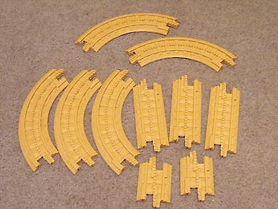 Fisher Price Geo Trax 10  Pieces Track  6