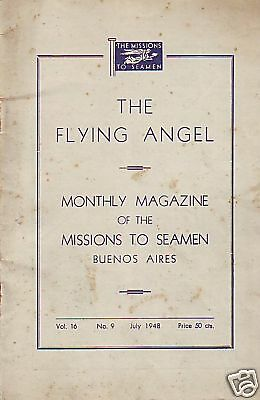 The Flying Angel Missions To Seamen Buenos Aires July48
