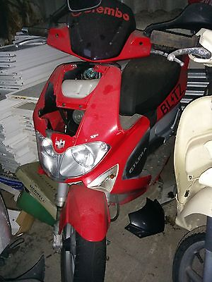Gilera Runner 50 Headlight