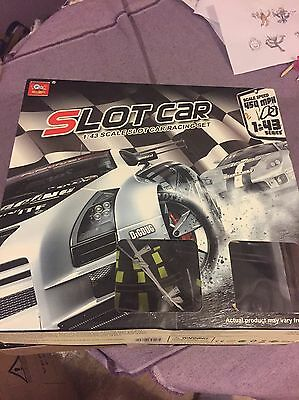 scalextric slot car 1:43 Series, Track
