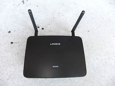 Linksys RE6500 AC1200 Dual-Band Wireless Range Extender- Used
