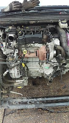 Psa Peugeot Citroen  1.6 Hdi 9Hz Full Engine With Gearbox 94K Miles 30 Day War