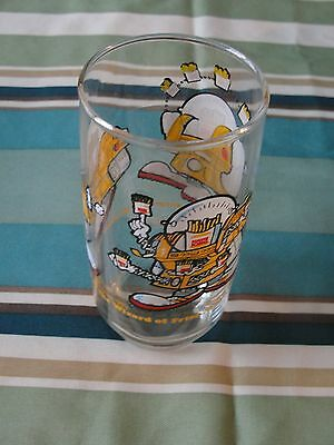 """1979 Burger King - Collector's Series - Drinking Glass -""""Wizard of Fries"""""""