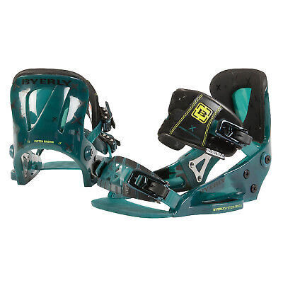 Byerly 2017 System Pro Wakeboard Bindings-6-9