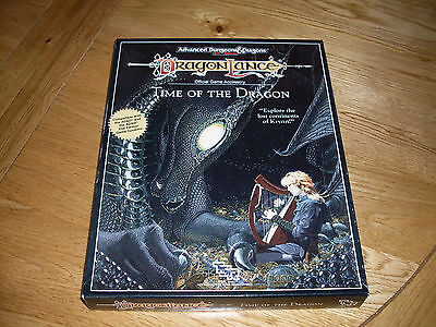 Dragonlance Time Of The Dragon - AD&D - TSR