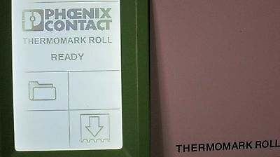 Phoenix Contact Thermomark Roll 51.46.477 Thermal Transfer Printer