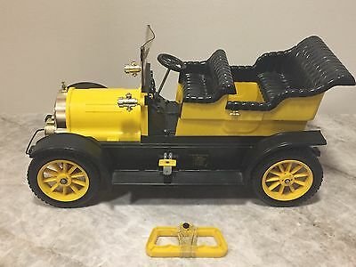 "Vintage 1960's REMCO Flying Dutchman Antique Toy Car 23"" Long - Battery Operated"