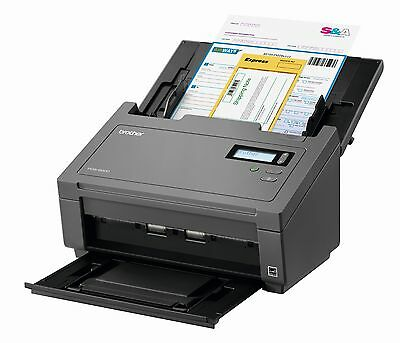 Scanner Haut Volume très rapide à Défilement Recto-Verso Brother PDS-6000