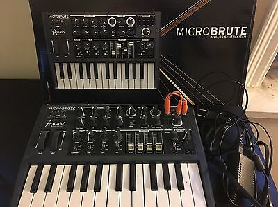 Arturia Microbrute Analog Monophonic Synthesizer