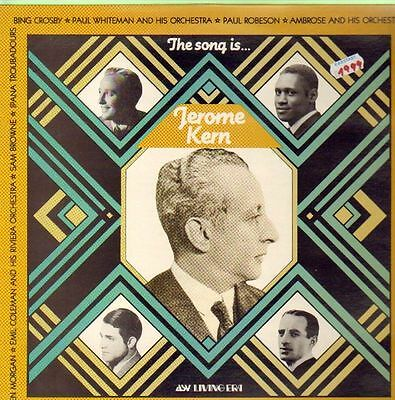 Jerome Kern The song is... NEAR MINT PRT Records Vinyl LP