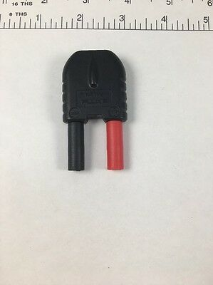 Fluke 80AK-A K-Type Thermocouple Adapter - Tested and Working