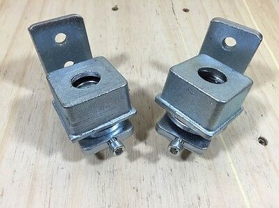Heavy duty Ball Bearing Hinges for Steel tube 50x50 up to 300kg Gates