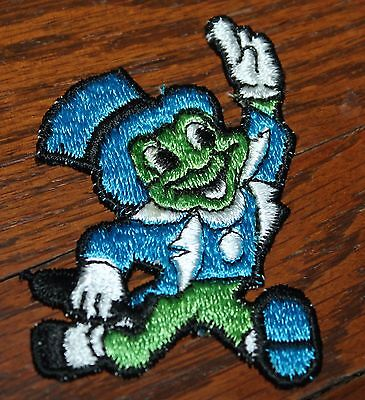Nice Vintage Walt Disney Productions Jiminy Cricket Patch