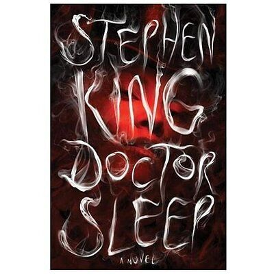 DOCTOR SLEEP by Stephen King a Hardcover Novel Book FREE SHIPPING NEW