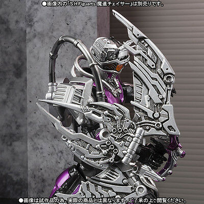S.H.Figuarts KAMEN RIDER DRIVE CHASER TUNE SET for MASHIN CHASER ARMORED PARTS