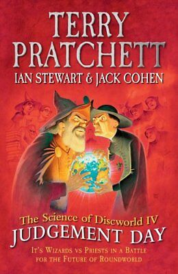 The Science of Discworld IV: Judgement Day: 4 by Pratchett, Terry Book The Cheap