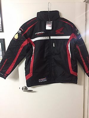 Honda Racing Jacket Clearing Old Stock