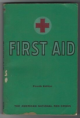 American Red Cross First Aid Manual