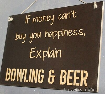 Bowling and Beer Sign ~ Accessories Shoes Balls Gloves Bags Shirts Towels Grips