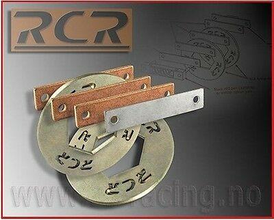 Baja Brake Upgrade Kit by RCR fit 5B SS 5T SC Predator RC KM Rovan