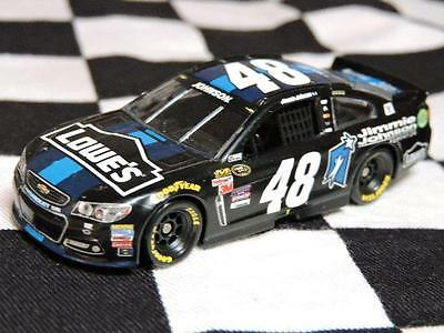 "2015 Jimmie Johnson #48 Jimmie Johnson Foundation 1:64 ""Gen 6"" Chevy SS NASCAR"