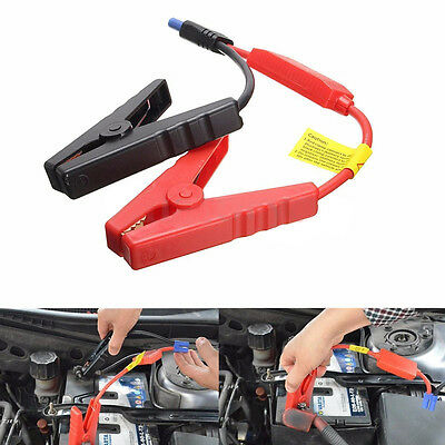 Emergency Lead Battery Cable Alligator Clamps Clip For Trucks Car Jump Starter