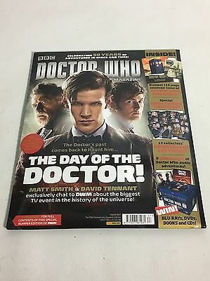 Doctor Who Panini Magazine 50th Anniversary Souvenir Edition Issue New & Sealed