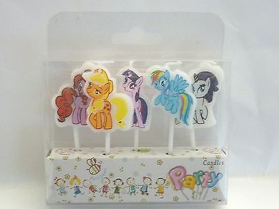 MY LITTLE PONY Novelty Birthday Cake Candle Candles Topper Figure