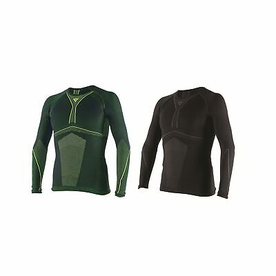 Dainese D Core Dry LS Motorcycle/Bike Riding Base Layer Under Tee / Top