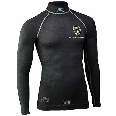 OMP One Long Sleeve FIA Nomex Top/Base Layer - Automobili Lamborghini Collection