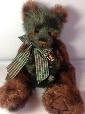 Charlie Bears WOSTIT Brand New With Tags 18inch