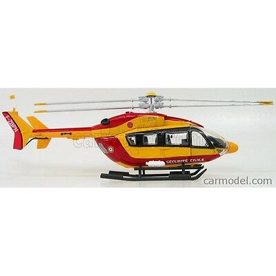Newray 25973 Helicoptere Eurocopter Ec145 Securite Civile 1/43