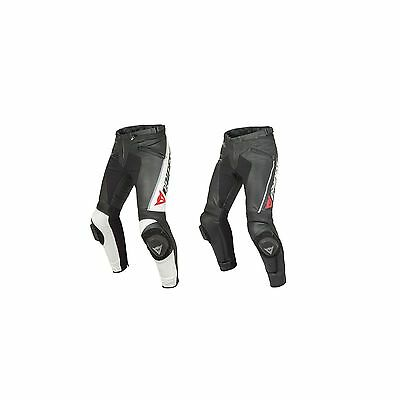 Dainese Delta Pro C2 D-Skin Leather Motorcycle/Bike/Biking Riding Pants
