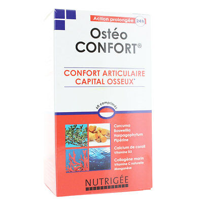 Nutrigee Osteo Confort 60 Comprimes