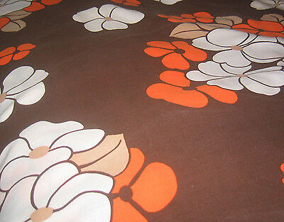 Vintage retro curtains x 9. Great for vw, vintage caravan/awning. 1960's 1970's