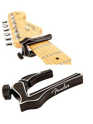 Fender Dragon Capo - For 6-string electric guitars with radiused fretboards