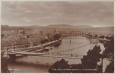 River Ness From The Castle, INVERNESS, Inverness-shire RP