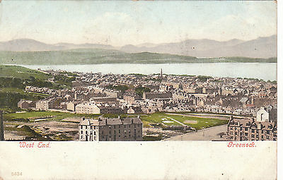 Early View, West End, GREENOCK, Renfrewshire