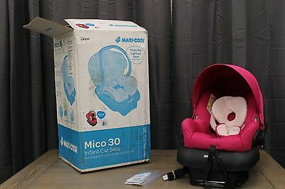 Maxi Cosi Mico 30 Infant Car Seat - Bright Rose (IC277DCO)