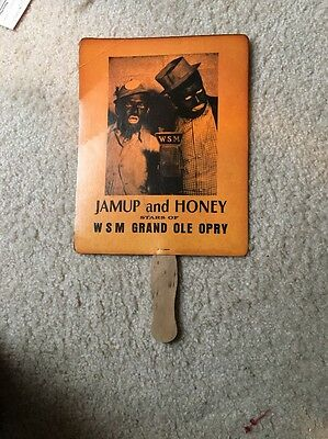 WSM GRAND OLE OPRY Picture If Jamup & Honey On A Stick