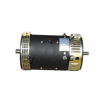 Electric Vehicle (EV) Motor - for DC cars, More Power than the Warp 9 !!!
