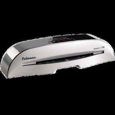 "Fellowes Saturn 2 95 Laminator - Thermal or Cold 9.5"" Laminating Machine"