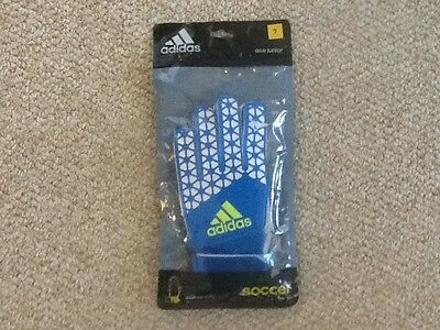 Adidas Ace Junior Soccer Gloves Size 7 Nwt!